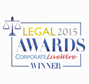 Full Service Law Firm of the Year 2015 - Corporate Livewire