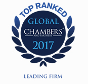 Band-1 Ranked Law Firm in Nepal - Chambers & Partners 2017