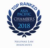 Chambers Asia 2018