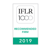 IFLR1000 Client Feedback 2019  Active in Financial and Corporate