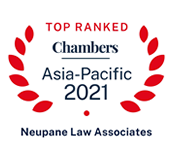 The Legal 500 Asia-Pacific 2022